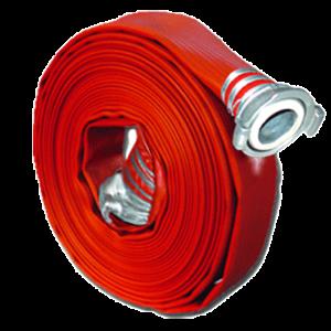 Пожарный рукав Латексированный, DN 50 мм