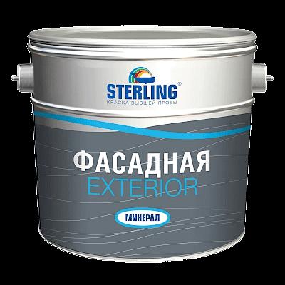 Экстериор (ВД-АК-111) - фасадная краска по минеральным основаниям