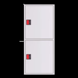 Шкаф пожарный ШПК 320 НЗБ навесной, закрытый, белый