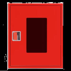 Шкаф пожарный ШПК 310 НОК навесной, открытый, красный