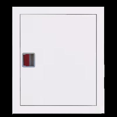 Шкаф пожарный ШПК 310 ВЗБ встроенный, закрытый, белый