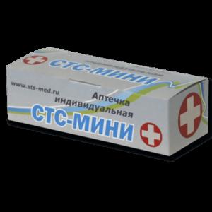 Аптечка индивидуальная СТС Мини на 1 человека