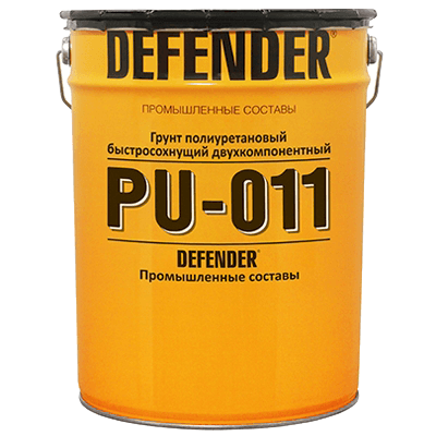 Дефендер грунт полиуретановый (ПУ-011)